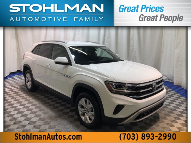 New 2020 Volkswagen Atlas Cross Sport 2.0T S 4Motion AWD