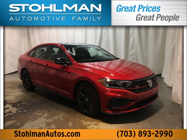 New 2019 Volkswagen Jetta GLI 2.0T 35th Anniversary Edition Manual 4D Sedan