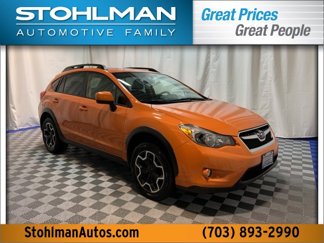 2014 Subaru Xv Crosstrek 2.0I Limited >> Pre Owned 2014 Subaru Xv Crosstrek 2 0i Limited Awd