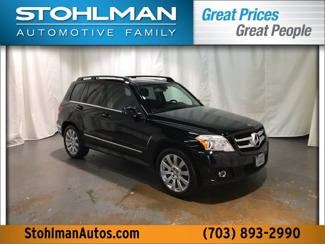Pre Owned 2012 Mercedes Benz GLK GLK 350