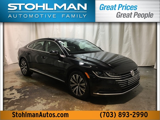 New 2019 Volkswagen Arteon 2.0T SE 4Motion AWD
