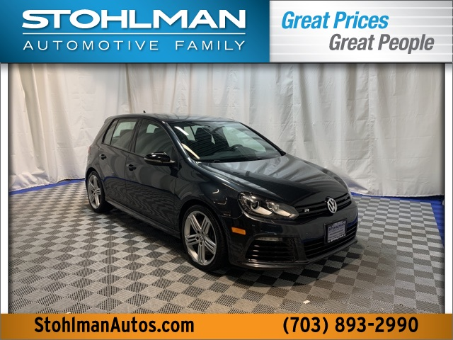 Pre-Owned 2013 Volkswagen Golf R