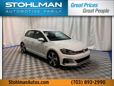New 2019 Volkswagen Golf GTI 2.0T S